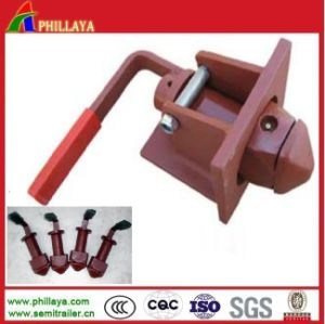 Semi Trailer Parts / Twist Container Lock for Sale pictures & photos