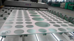 4mm-10mm Coated/Tinted/Colored/Reflective Tempered Decorate Glass (JINBO) pictures & photos