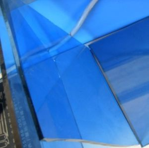 Dark Blue Float Glass / Blue Glass 3-10mm pictures & photos