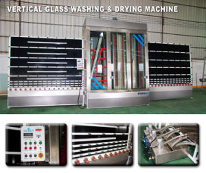 Skw-1800V Glass Washing & Drying Machine pictures & photos