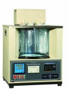 Automatic Petroleum Products Kinematic Viscosity Tester pictures & photos