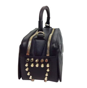 2016 Fashion Samll Shoulder Leather Hand Bag /China Wholesale (#BS1603-6) pictures & photos