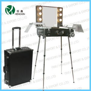 New Design Light Make up Case (HX-DY9616K) pictures & photos