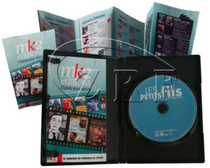 CD Replication and Booklet in Amaray Case pictures & photos