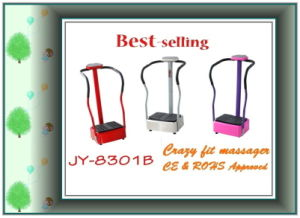 Mini Crazy Fit Massager (JY-8301B)