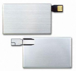 Credit Card USB Flash Memory (ET-C001)