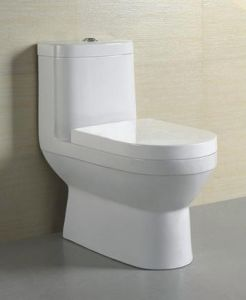 Siphon Jet One Piece Toilet (M-2226)