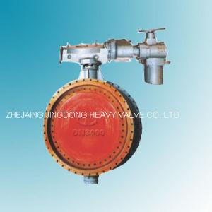 Three Ecentric Butterfly Valve