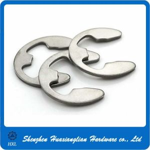 DIN6799 Stainless Spring Steel Retaining Snap E-Clip Lock Washer pictures & photos
