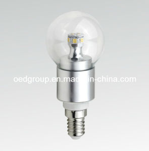 E14 3024 SMD Global Bulb 4W (OED-B6011904W) pictures & photos