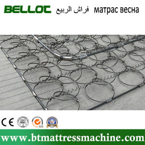 Series Automatic Mattress Bonnell Spring Machine pictures & photos