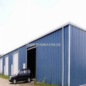Steel Structure- Prefabricated Garage (SSW-01)