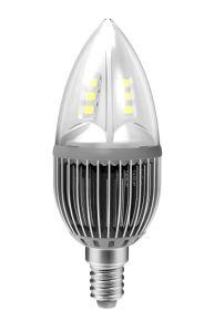 6W E14 LED Candle Light Lamp (PK-G43X-6)