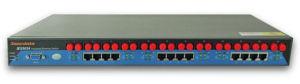 24 Ports Smart Fiber Optic Ethernet Switch (IES5024)