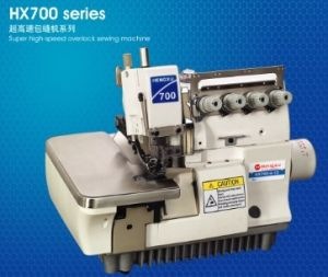 Super High-Speed Overlock Industrial Sewing Machine (ES-700/HX-700 Series)
