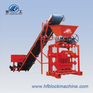 Manual Cement Brick Machine (QT4-35)
