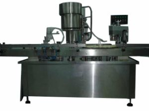 Gz4/500 Vial Filling Machine Machine Include Stoppering Crimping & Vial Filling Plugging Crimping Machine pictures & photos