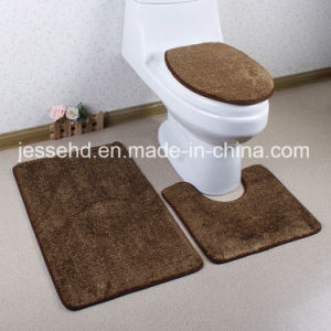 Washable Polyester Shaggy Mat for Bathroom pictures & photos
