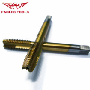 HSS Spiral Point Taps with Enforced Shank