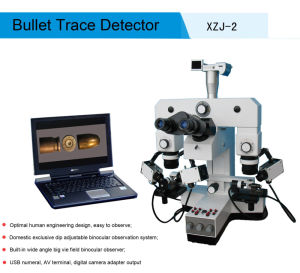 Bullet Trace Detector (XZJ-2) for Police Edecation Experimental etc