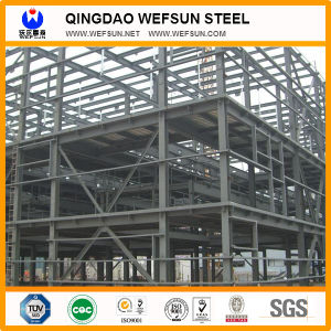 Light Steel Structural Steel Building for Factory pictures & photos