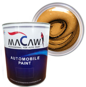 1k Silver Color and Pearl Color Automotive Paints Good Covering Ability