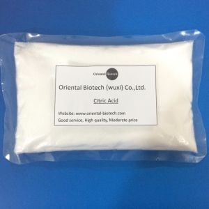 99.5% Citric Acid Monohydrate FCC Bp USP pictures & photos
