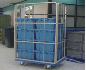 High Quality Cargo Tool Trolly