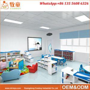 Child Daycare Centre Equipment Childrens Storage Cabinet Kids School Furniture pictures & photos