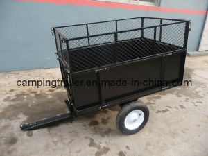 China High Quality Utility Garden ATV Trailer - China Atv Trailer Small Atv Trailer