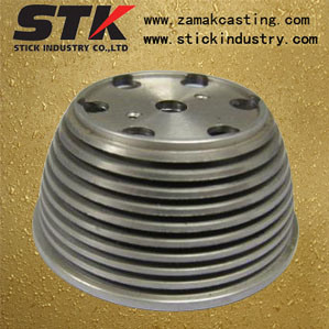 Metal Machining Part with Plating and Polish (STK-C-1032) pictures & photos