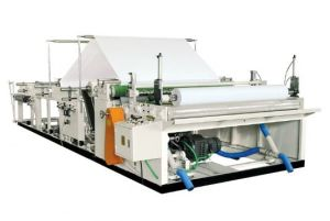Paper Machine (toilet paper rewinder) , Rewinding Machine pictures & photos