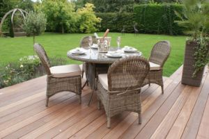 Resin Rattan Patio Garden Wicker Outdoor Furniture