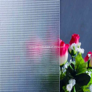 3mm Decorative Mistlite Figured Glass-Patterned Glass pictures & photos