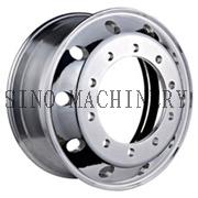 22.5X9.0 Forged Aluminum Truck Trailer Wheel Rim pictures & photos