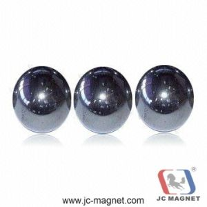 High Quality Polished Ball Magnet pictures & photos