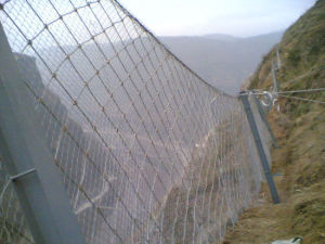 Rockfall Barriers and Fences