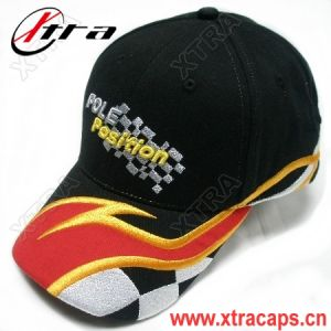 Baseball Cap Sports Racing Hat F1 (XT-7106) pictures & photos