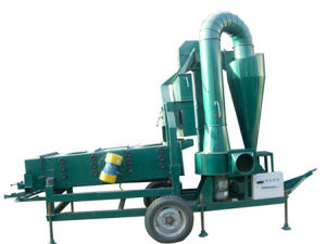 Grain Wheat Seed Air Screen Cleaner for Hot Sale (5T/M) pictures & photos