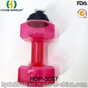 2017 Newly 2.2L BPA Free PETG Plastic Dumbbell Water Jug pictures & photos