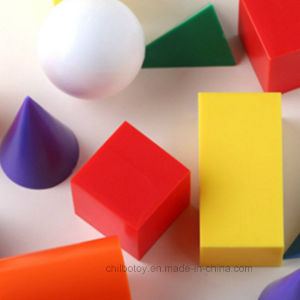 Basic Geometric Solids Education Cognitive Toy pictures & photos