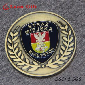 Factory Customized Metal 3D Military Challenge Coins for Souvenir pictures & photos