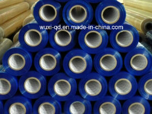 Window Protective Polyethylene Film Blue Color UV-Prof pictures & photos