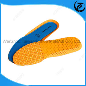 Memory Foam PU Sport Shoe Insole for Man pictures & photos
