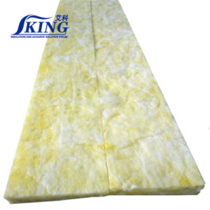 Glass Wool Blanket Insulation with Aluminium Foil pictures & photos