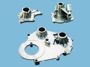 Aluminum Die Casting for Construction Parts pictures & photos