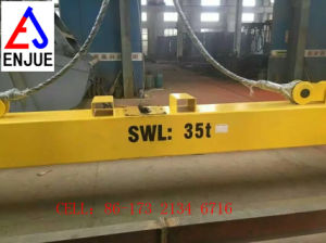 I Type Semi-Automatic Hydraulic Rotating Container Spreader Manufacturer pictures & photos