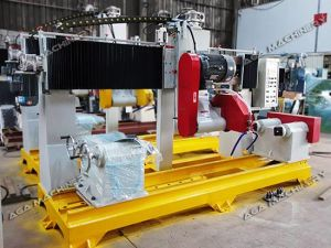 Stone Column Cutting Machine for Making Baluster (SYF1800) pictures & photos
