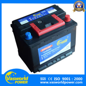Best Selling DIN68 Market Maintenance Free Car Batteries pictures & photos