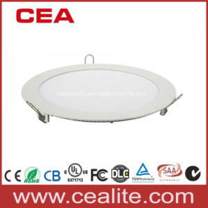 Ultra Thin Round LED Panel Downlight pictures & photos